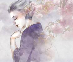 Sakura by jurithedreamer