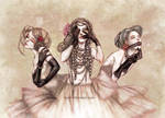Three wise by jurithedreamer