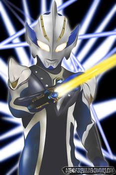 Ultraman Hikari by diendfire555