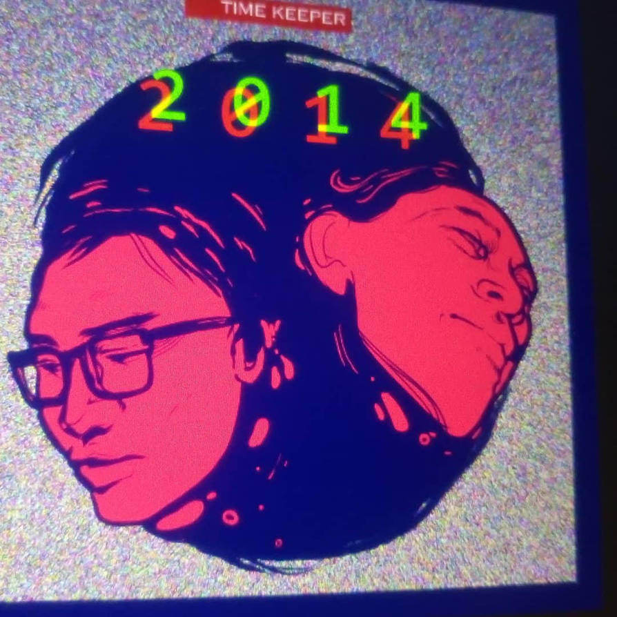 2014 - Time Keeper by Alzheimer13