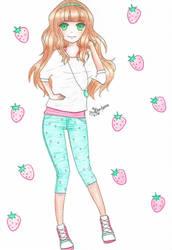 Ichigo~ by lolicandy-cake