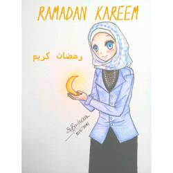 Ramadan Kareem 2014 by lolicandy-cake