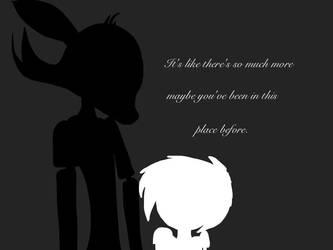 Maybe you've been here before... by NightmaretheGardivor