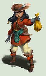 Adventurer by GreyAnnis