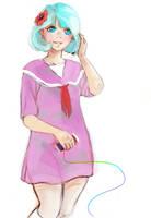 MLP_Coco Pommel by MoritoAkira