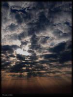 Angel Rays by alwaysdaydreaming