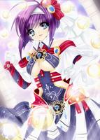 Magic Knight Contest by ManouAzumi