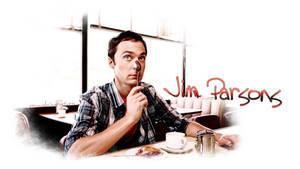 Jim Parsons by Nocuus