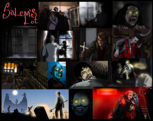 SALEMS LOT by craigyule