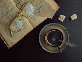 My coffe 01 by MarkScheider
