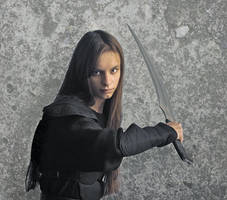 Elven warrior #3 by ohlopkov