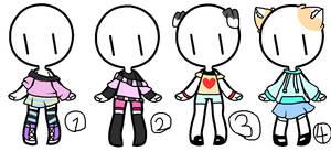 adoptables clothes by MiaTV