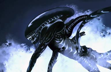 Alien by KuroRyu15