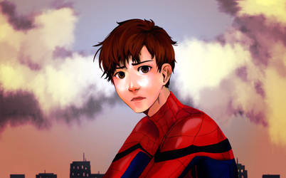 Spiderman by KuroRyu15