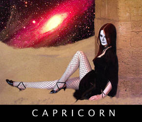 Capricorn by Marie-Venisa