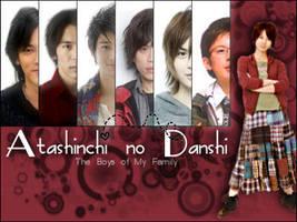Atashinchi no Danshi Signature by KokoroNoExists