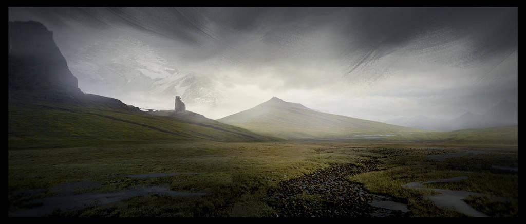 highlands by MartinBailly