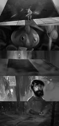 Cinematic Sketches 04 by MartinBailly