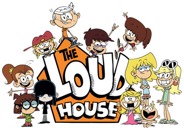 The Loud House Logo by Stephen524