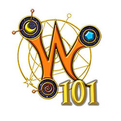 Wizard101 Logo by Stephen524