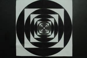 Geometric Drawing #14 by ShininGecko