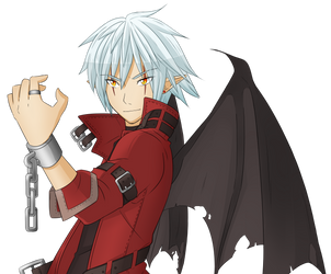 Dante the Demon King by TKDcory