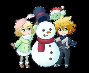 Let's Make a Snowman! by TKDcory