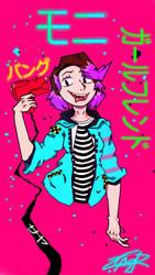 Moni - Daoko Girl by L09266