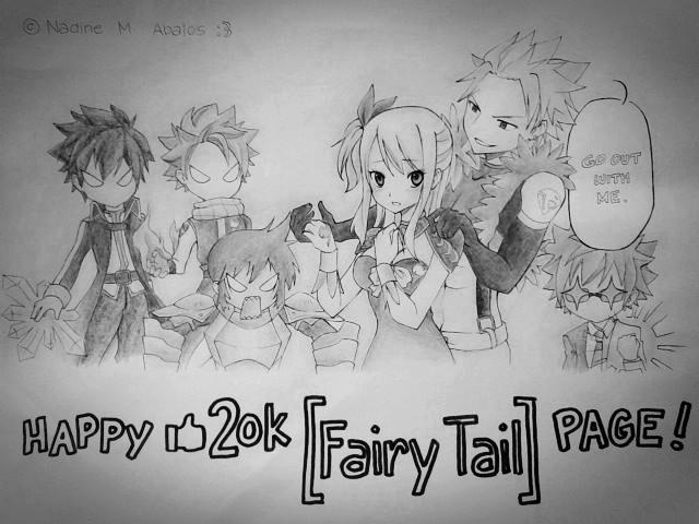 Fairy Tail FanArt: Lucy X Sting by yuisakura24 on DeviantArt  Fairy Tail FanA...