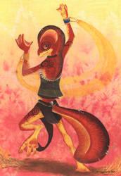 Firedancer by keaalu