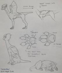 Wing Mechanics by keaalu