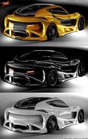 'Concept' - Triple ver. by Jack85