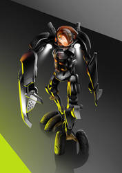 BikeBot - Buell XB12 by Jack85
