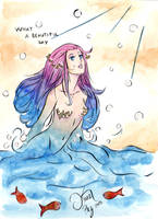 Spirit Of Water by alinepaz