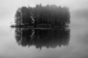 The Island by MikkoLagerstedt