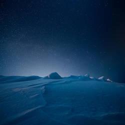 Night glow by MikkoLagerstedt