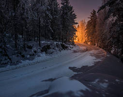Follow the light by MikkoLagerstedt