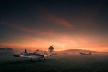 Red Dawn by MikkoLagerstedt