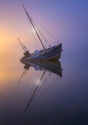 Evening Mist by MikkoLagerstedt