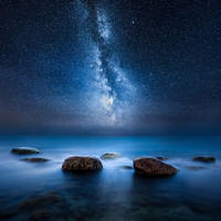 Stillness of Night by MikkoLagerstedt