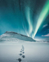 Under the Northern Sky by MikkoLagerstedt
