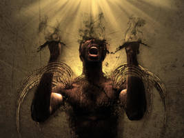 Screaming Angel 2 by szuzi