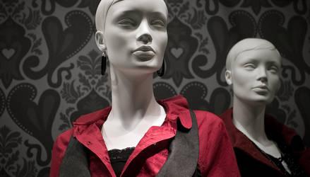 Albino Twins by john-novak