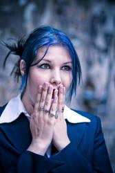Niniel Blue by john-novak