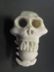 Horror Skull 1 by Antaria-Nova