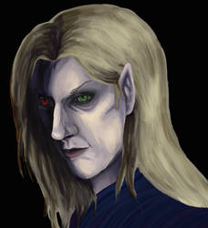 4. Vampire - Ilnerik Sivanshin by karakanatmelek