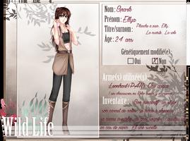 [Wild Life] Ellya Spark by MairisuAmane
