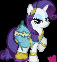 Rarity Pony - Dance Magic by LinaCloud23