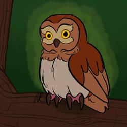 What Owl Did I Just Draw by SlushiOwl