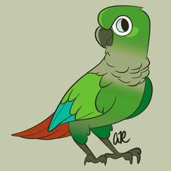 When in Doubt, Draw a Bird by SlushiOwl